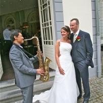 Kasteel Bloemendal-Bruiloft Feest,1 Juni 2012
