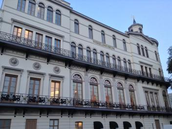 5Bruiloft Feest-Evita v:d Herik & Marco Medici-Wereldmuseum Rotterdam,22 Augustus 2014