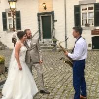 Bruiloftfeest Desi en Ruben 6 September 2019  De Biesenhof.