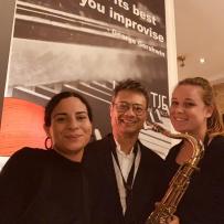 Jagertje Food & Jazz, Den Haag, 17 januari 2020