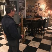 Jagertje Food & Jazz, Den Haag, 8 Februari 2020