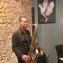Jagertje Food & Jazz,Den Haag, 6 maart 2020