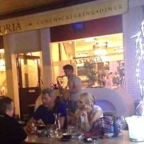 Restaurant La Storia, 2 Augustus 2013
