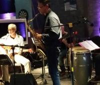 Optreden in Bei d'r Joep, Park ter Waerden, 19 Oktober 2017