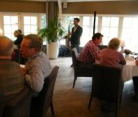 3.Pattiwael verjaardags feest-Restaurant Alfreds-Alphen ad Rijn,15 November 2015