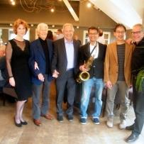 Pattiwael verjaardags feest-Restaurant Alfreds-Alphen ad Rijn,15 November 2015