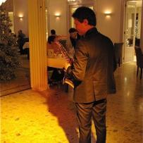 Rooding Hotel Valkenburg, 25 December 2011