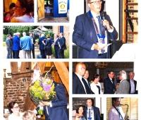 5.Rotary,Bestuurswissel Francesco van Ooyen-Winselerhof 23 Juni 2018
