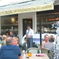 Restaurant La Storia,19 Juli 2013